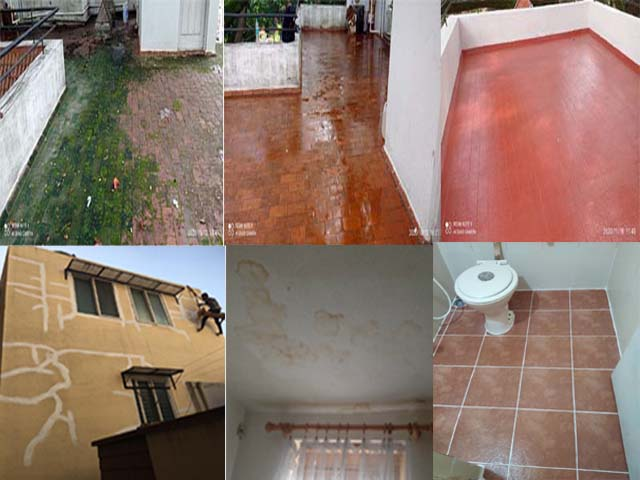 waterproofing services in Bangalore, Waterproofing solutions Bangalore, Roof terrace waterproofing