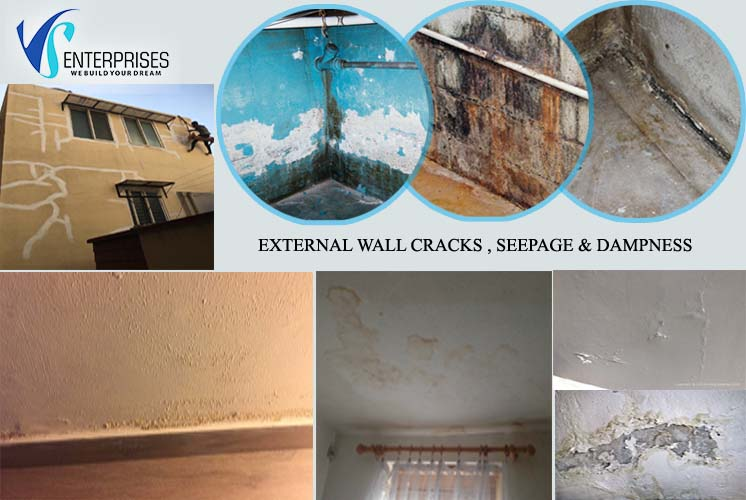 Water leakage solutions